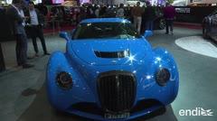 Opulencia sin límite en los nuevos autos de lujo