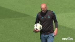 Zidane vuelve a tomar las riendas del Real Madrid