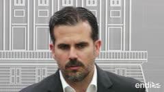 """Ricardo Rosselló advierte sobre un """"problema inminente"""" que afectaría a Puerto Rico"""