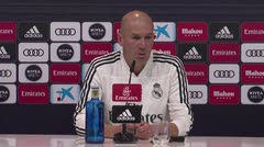 """Zidane afirma estar """"excitado como en el primer día"""""""