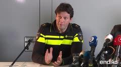 Policía detiene al sospechoso del ataque en Holanda