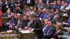"""May no puede volver a presentar """"el mismo"""" acuerdo al Parlamento"""