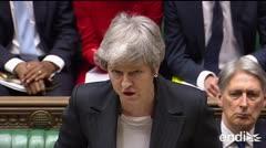 Theresa May pide nueva prórroga para el Brexit
