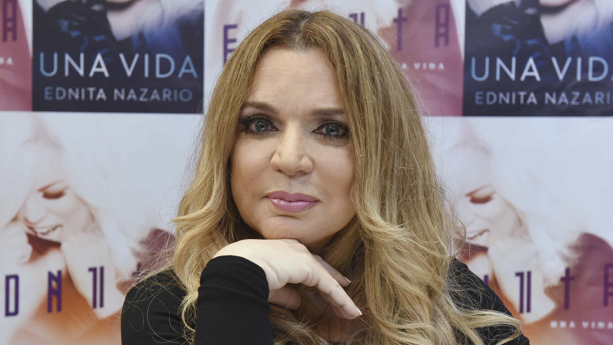 Aclaran detalles sobre la demanda contra Ednita Nazario y su exesposo