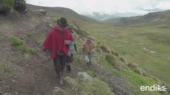 Estos indígenas ecuatorianos sufren por un problema ambiental