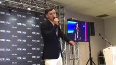 """Guaynaa revive la emoción de cantar """"Rebota"""" en el concierto de Bad Bunny"""