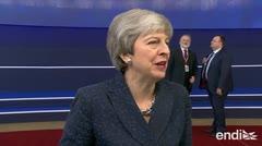 La Unión Europea ofrece a Reino Unido dos opciones de prórroga del Brexit