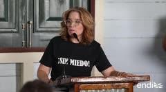 El momento en que Carmen Yulín Cruz anunció que aspira a la gobernación