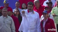 Maduro acusa a Guaidó de complot para asesinarlo