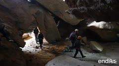 Mira cómo es la cueva de sal más larga del mundo