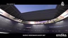 El Real Madrid presenta la reforma vanguardista de su estadio