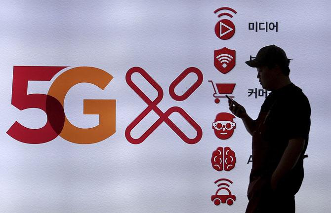 Corea del Sur adelanta su lanzamiento de la red 5G