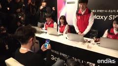 Samsung presenta el primer smartphone 5G
