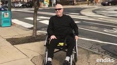 """Cano Estremera: """"No me visualizo en una tarima en silla de ruedas"""""""