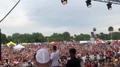 Boricuas cantan en las Justas de Orlando