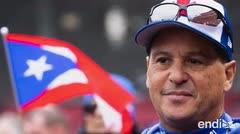 "Charlie Montoyo: ""Puerto Rico gana hoy"""