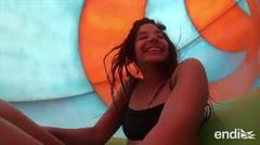 Aquatica de Orlando estrena nueva chorrera acuática