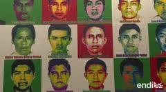 Un chino conmueve con esta obra dedicada a 43 mexicanos desaparecidos
