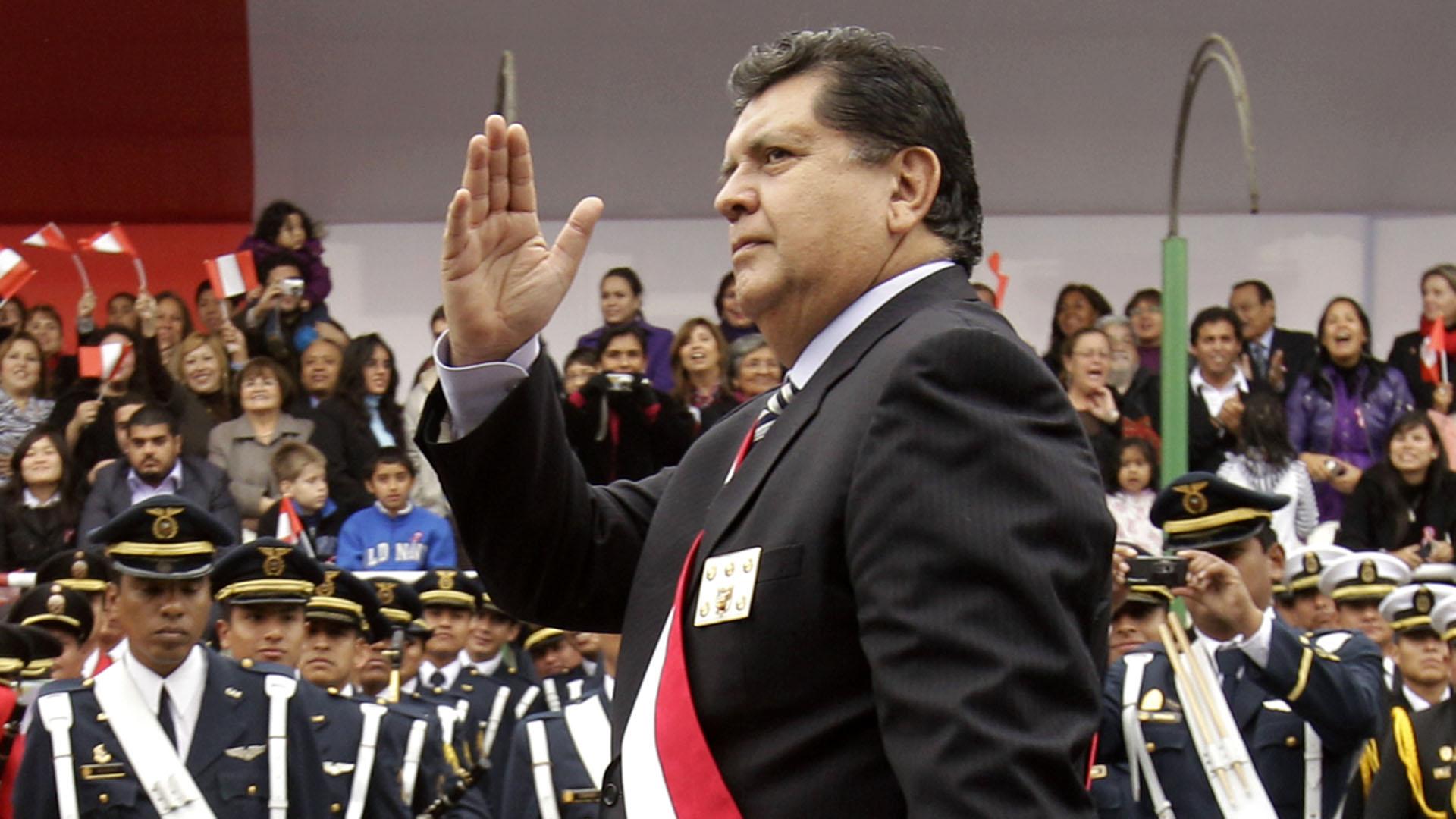 El expresidente Alan García se suicidó antes de ser arrestado