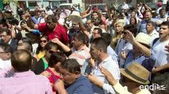 El expresidente peruano Alan García es velado en un local histórico de su partido