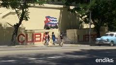 Cubanos afirman que no se dejarán quitar nada tras sanciones estadounidenses