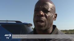 Al menos 13 muertos por caída de tejado en Sudáfrica