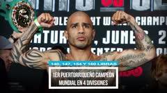 Leyendas boricuas del ring: Miguel Cotto
