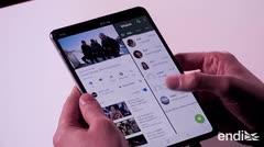 Samsung pospone el lanzamiento de su llamativo Galaxy Fold, el teléfono plegable