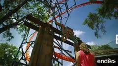 Estrena Tigris en Busch Gardens