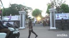 Sri Lanka guarda minutos de silencio por víctimas de atentados