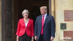 Donald Trump realizará visita de Estado a Reino Unido
