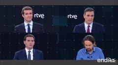 Pedro Sánchez lanza una advertencia previo a las elecciones generales en España