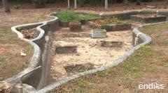 El Jardín Botánico de Caracas busca sobrevivir por la falta de agua