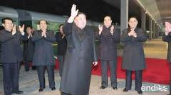 Kim Jong-un llega en tren blindado a Rusia para una cumbre con Vladimir Putin