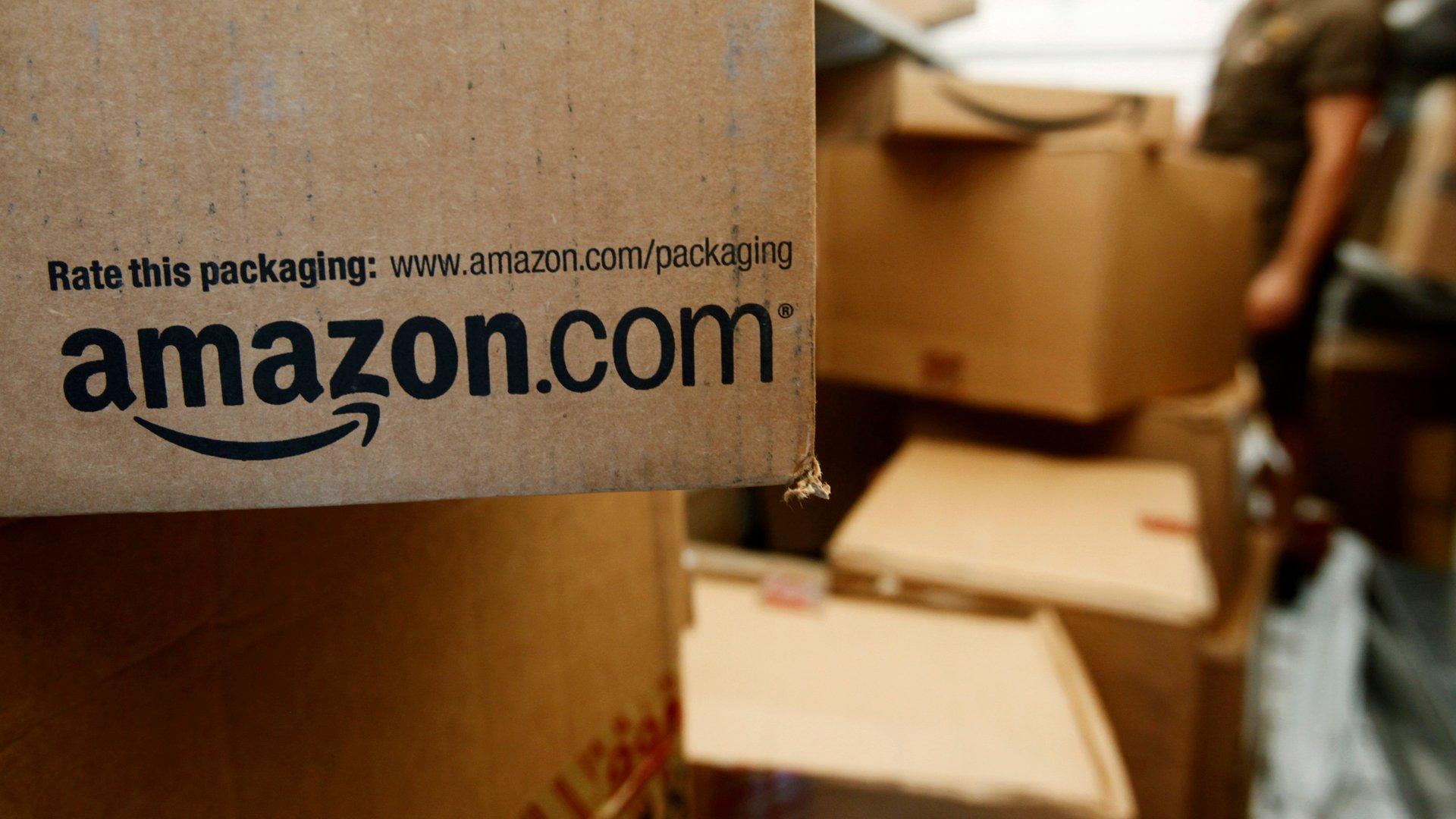Amazon está bajo fuego por sus condiciones de trabajo