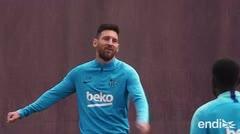 """Reconocen a Lionel Messi por sus """"atributos sociales"""" y """"humildad"""""""