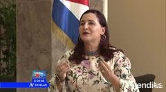 """Diplomática cubana tilda de """"cruel"""" la amenaza de Donald Trump"""