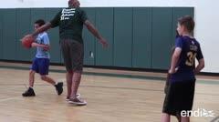 Jerome Mincy construye una nueva cepa de baloncelistas