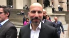Uber tropieza en su debut en la Bolsa de Nueva York