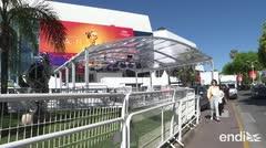 Todo listo para el gran encuentro de Cannes