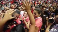 Criollas celebran su quinto título en el voleibol femenino