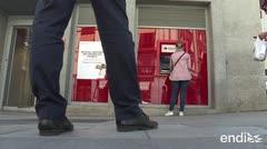 Duro golpe a los empleados del Banco Santander en España