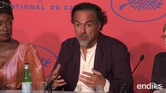El cineasta Alejandro González Iñárritu saca la cara por Netflix