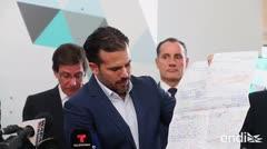 """Ricardo Rosselló: """"Estoy hablando en jerigonza de kilovatios"""""""