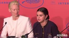 El mensaje inesperado de Selena Gómez en el Festival de Cannes