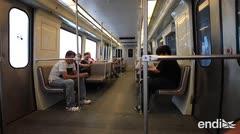 Usuarios del Tren Urbano y la AMA describen el servicio de transporte
