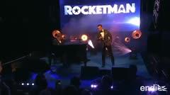Mira el emocional dúo de Elton John y Taron Egerton en el estreno de 'Rocketman' en Cannes