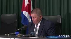 """El accidente aéreo en Cuba en 2018 fue a causa de """"errores"""" de la tripulación"""