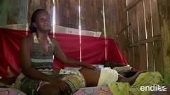 La increíble historia de la partera de una isla desamparada de Colombia