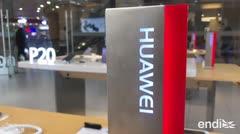Google corta lazos con la compañía Huawei